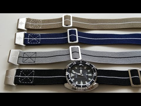 They Don't Feel So Good - Cheapest NATO Straps Paratrooper Straps
