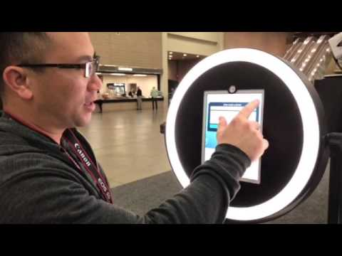 First Look At Helio Ipad Ringlight Photo Booth Youtube