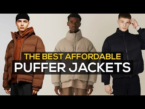 BEST AFFORDABLE PUFFER JACKETS | FALL WINTER ESSENTIALS 2019