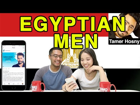 Like, DM, Unfollow: Americans React To Egyptian Male Stars