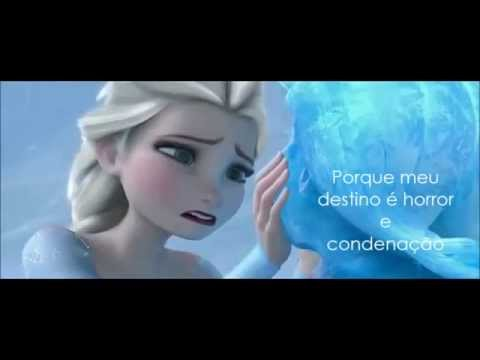 Elsa's Fear - Disney's Frozen || It's The Fear (Within Temptation) || Tradução Português ||