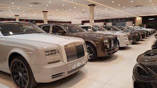 Rolls Royce cars review (Urdu)