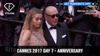 Cannes Film Festival 2017 Day 7 Part 3 - Anniversary | FTV.com