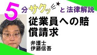 相模原 橋本駅前/弁護士相談TV(29) 従業員への賠償請求