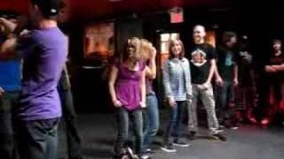 Team Goldie - Diamonds (new song!) 5/10/2008 @ Savoy