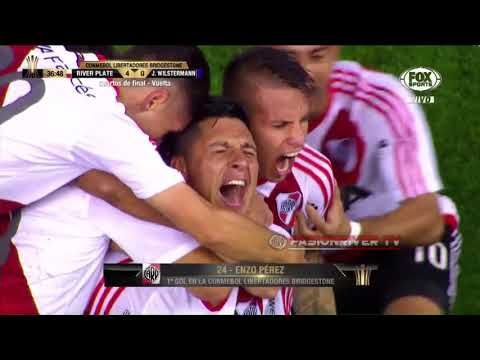 River Plate vs Jorge Wilstermann (8-0) Copa Libertadores 2017 - Resumen FULL HD