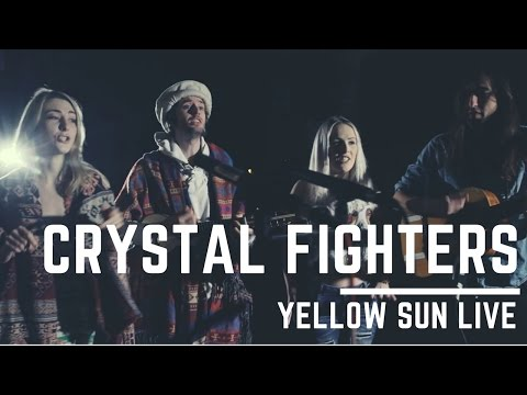 Crystal Fighters - Yellow Sun | ALEX One Shot