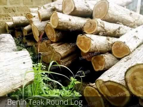Teak Wood - InovaTeam SARL - Cotonou, Benin