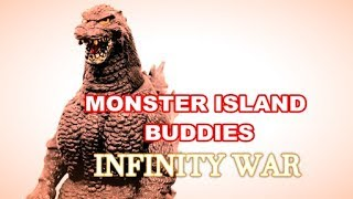 Monster Island Buddies: Infinity War Official Trailer