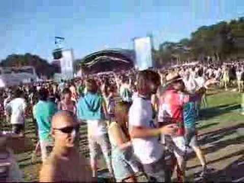 Parklife - Sydney 2007