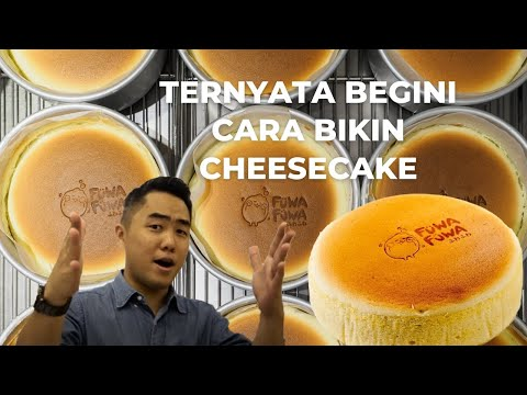Fuwa Fuwa Japanese Cheesecake buka di Medan!!!
