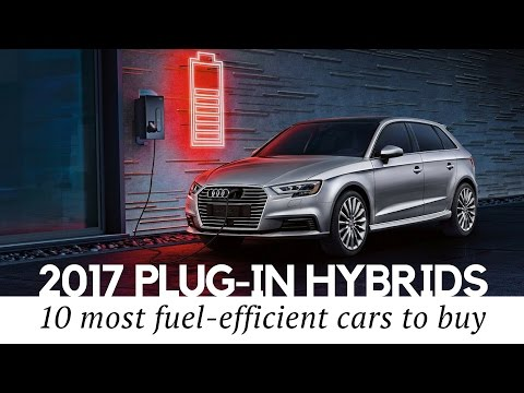 10 Best Plug-in Hybrid Cars to Buy in 2017 (Prices and Technical Specifications Compared)
