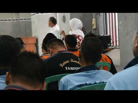 Penyuluhan TB Paru bagi Warga Binaan Pemasyarakatan Rutan Rembang