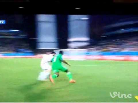 Nigeria VS Bosnia 1-0 Full Match FIFA World Cup Brazil 2014