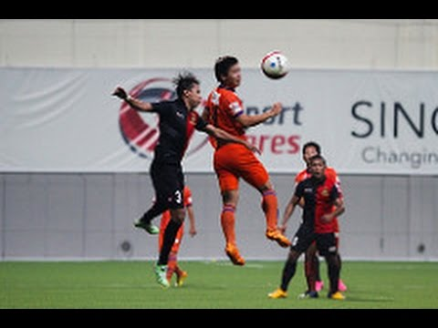 Great Eastern-Yeo's S.League 2015: Albirex Niigata (S) vs Brunei DPMM [16 September 2015]