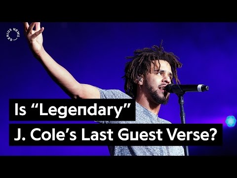 "Is ""Legendary"" J. Cole's Last Guest Verse? 