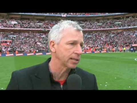 Carlisle 1-4 Southampton - Alan Pardew