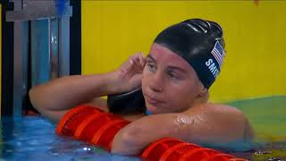 Lizzi Smith Wins Gold In Women's 50m Freestyle | Parapan American Games Lima 2019