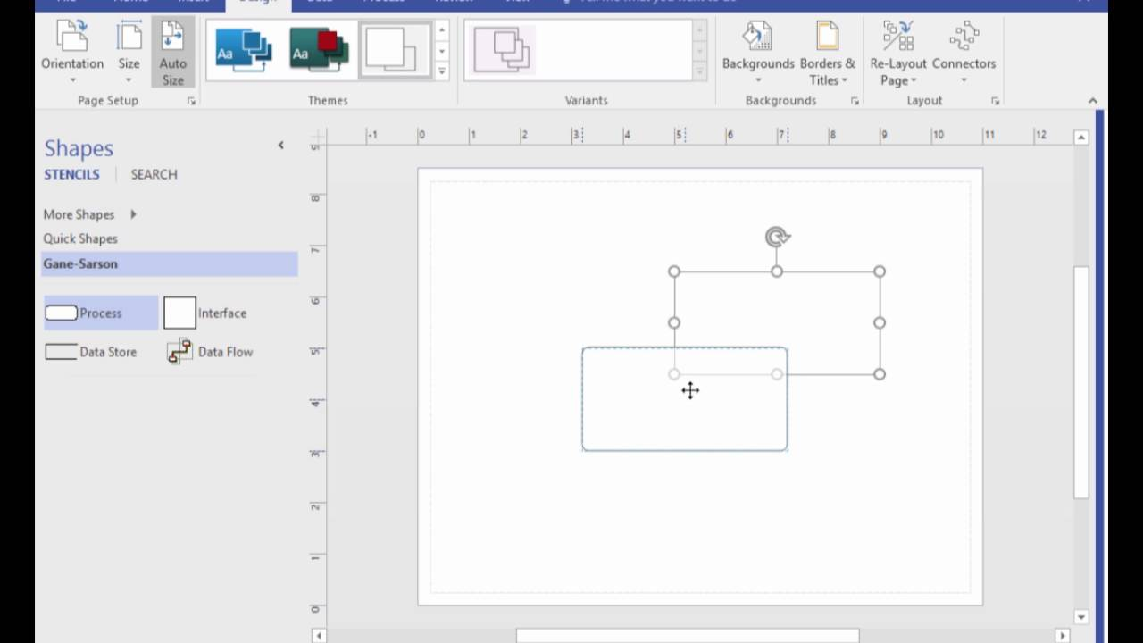 Context Diagram Visio Example Nz Power Plug Wiring Tutorial Create In 2016 Youtube