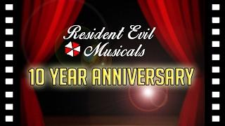 REMusicals 10 Year Anniversary