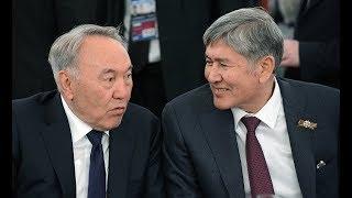 Жестко! Атамбаев проучил Назарбаева!