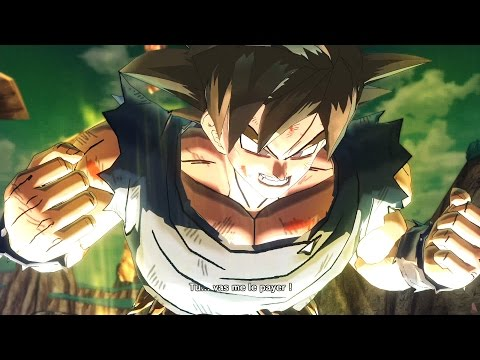 Transformation Super Saiyan Goku : Dragon Ball Xenoverse 2