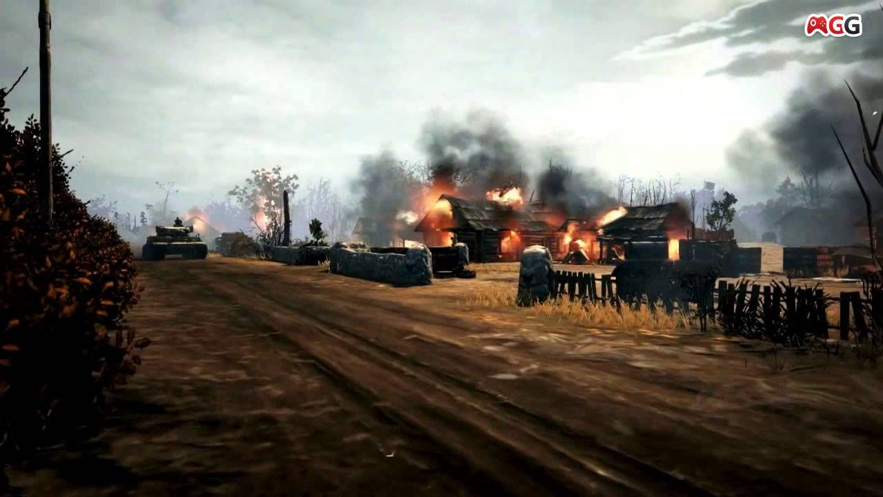 Case Blue Company Of Heroes 2 : Company of heroes 2: la bande annonce de theater of war case blue