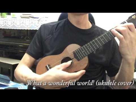 What a wonderful world! (Ukulele cover)
