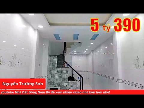 Chính chủ Bán nhà Quận 5 đường Trần Phú. Nhà mới xây 2 lầu (3x12m) có 4 P