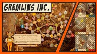 Gremlins Inc. - Знакомство. Обучение. Обзор