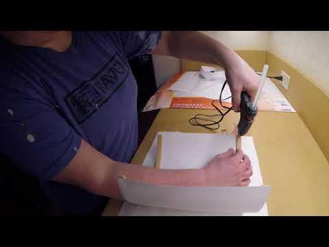 DIY Light Wall Sconce Shades