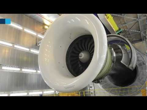 Aircraft Engine Test Cell - MRO - Air France Industries KLM Engineering & Maintenance (AFI KLM E&M)