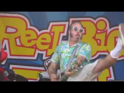 Reel Big Fish - Sell Out - Live at Warped Tour 2016 Mountain View