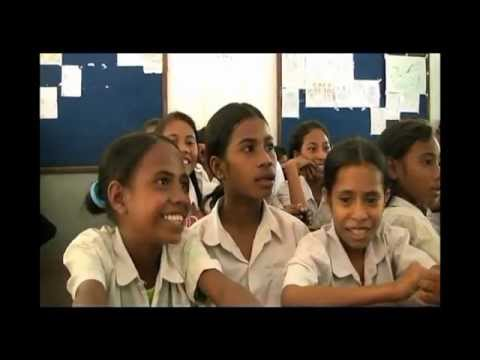 Education Project in Timor Leste