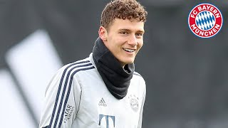 This is Benjamin Pavard