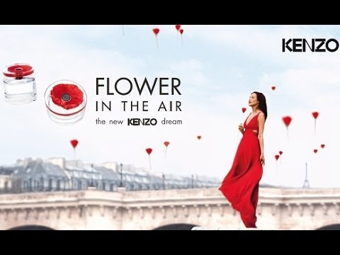 kenzo flower in the air youtube. Black Bedroom Furniture Sets. Home Design Ideas