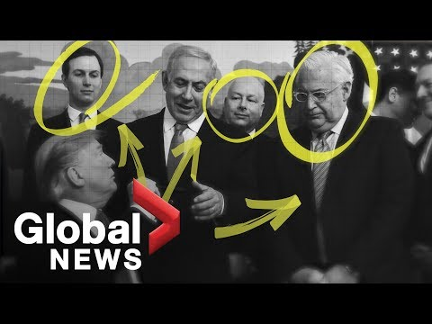 Israel-Palestine: How Trump Cancelled Peace In The Middle East