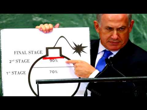 When did USA become Israel's BIATCH?  'Iran nuclear program worse than ISIS threat'  Netanyahu -  Yo