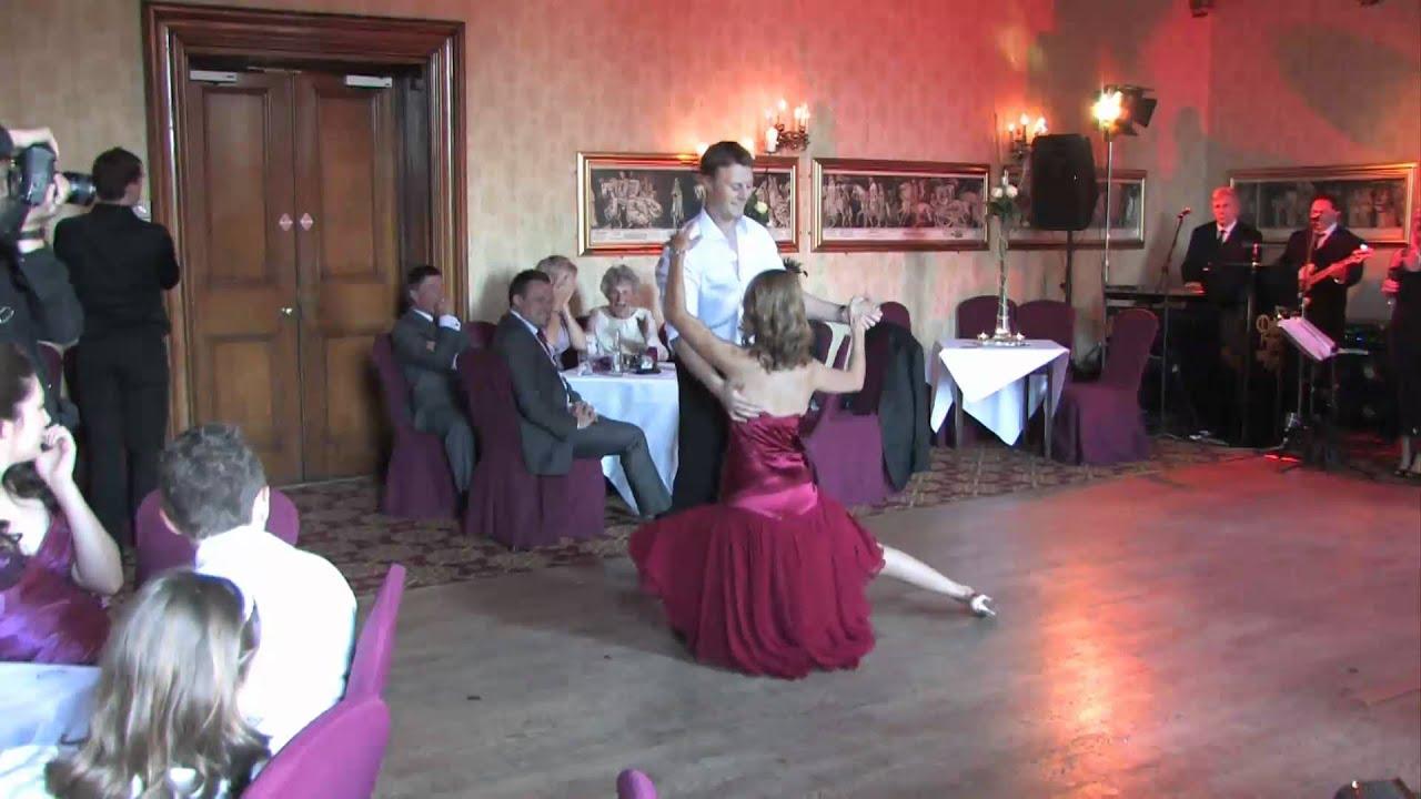 Adam Natalies First Wedding Dance Argentine Tango