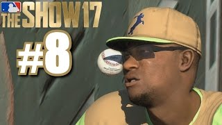 OFF THE MONSTER AND INTO HIS FACE! | MLB The Show 17 | Diamond Dynasty #8
