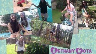 Bethany Mota Summer Outfits! Thumbnail