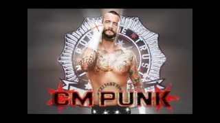 "2012:WWE CM Punk 2nd Theme Song - ""Cult Of Personality"" (Lyrics In The Description)"