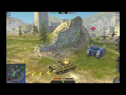 How to play T20 Tier 7 Medium World of Tanks Blitz