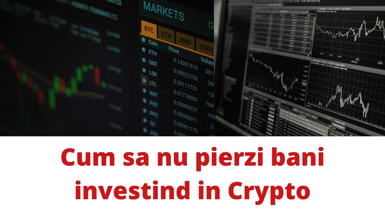 investind bani în bitcoin