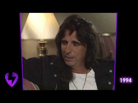 Alice Cooper: The Raw & Uncut Interview - 1994