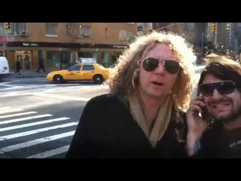 Wayland's Day Off In New York City Part 1