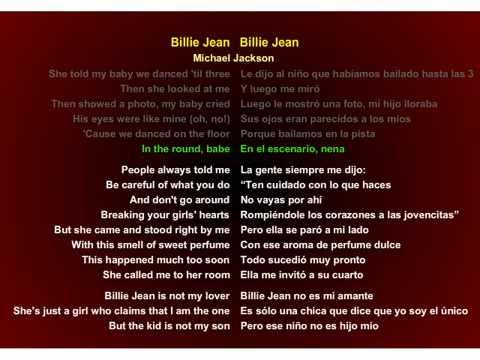 Michael Jackson - Baile Jean