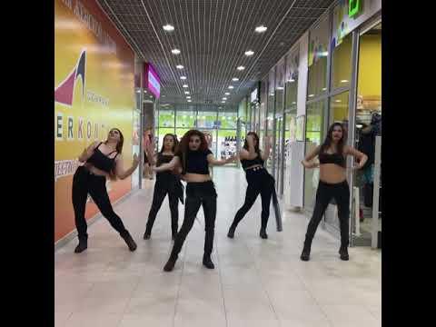 Танцы в ТЦ Круиз, Рязань,руководитель Диана Мхитарян