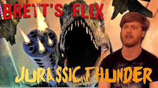 Is Jurassic Thunder the Worst Movie Ever Made?  - Brett's Flix Review
