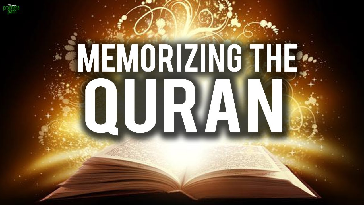 THE GREAT BENEFITS OF MEMORIZING THE QURAN
